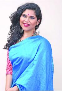 """My father is like a big banyan tree"" - Sriya Sharbojoya"