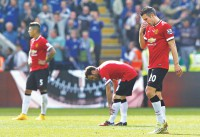 No end to United's misery