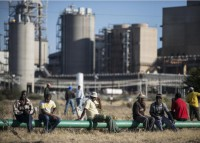 South Africa dodges recession