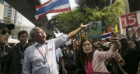 Thai protesters 'promise not to obstruct voting'