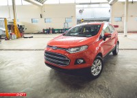 The wallet friendly SUV: 2014 Ford Eco Sport