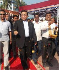 Tata's vehicle fair begins in Mymensingh