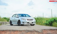 Too much is enough Tuned Toyota Axio