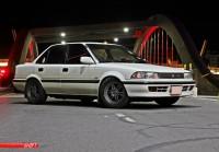 Blood brother Toyota Corolla 90
