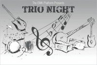 """Trio Night"" at EMK Center tomorrow"