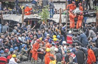 274 dead in Turkey coal mine fire