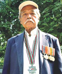Adivasi war hero UK Ching no more