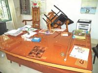 UNO hurt as AL, BCL men attack office