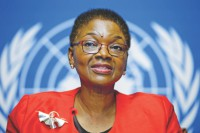 Valerie Amos to step down