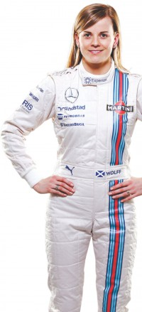 Wolff of Williams
