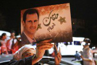 Assad sworn in as Syria president for third term