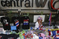Thai vote goes smoothly as protesters regroup near Bangkok lakes