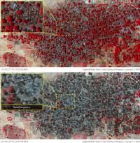 Images 'show Boko Haram destruction'
