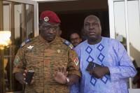 Lt Col Isaac Zida named Burkina Faso PM