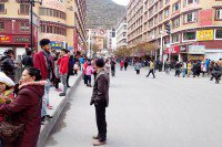 Strong earthquake in west China kills 4