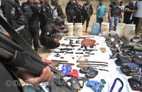 Militant training camp busted in Ctg, 5 held