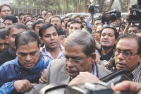 Fakhrul on 3-day remand in arson case
