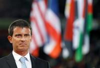 French PM presents govt resignation