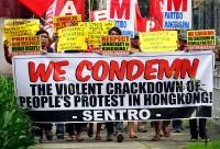 HK protesters threaten talks boycott