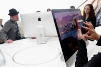 Apple slims iPad, sharpens iMac