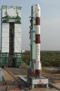 India launches satellite-carrier rocket