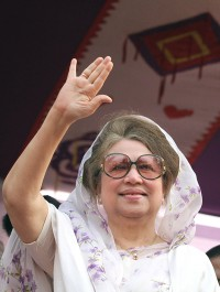 Khaleda to join lawyers' rally May 24