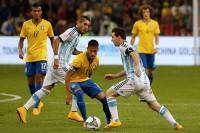 First Tardelli goals help Brazil sink Argentina
