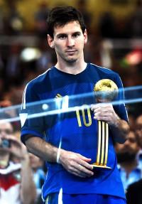 Messi didn't deserve Golden Ball: Maradona