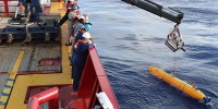 Mini-sub completes 3rd MH370 search mission