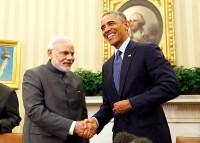Obama, Modi talk infrastructure connectivity, terrorism