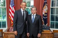 Bangladesh envoy to US presents credential to Obama