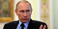 Ukraine move in line with int'l law: Putin