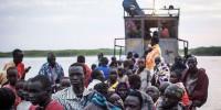 Over 200 dead in S Sudan ferry capsize