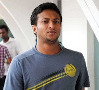 Shakib suspended for 3 ODIs, fined Tk 3 lakh