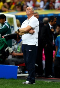 Scolari 'resigns' after World Cup