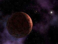 Mini-planet found in solar system's backyard