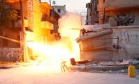 Mortars 'kill 20' at pro-Assad rally in Deraa