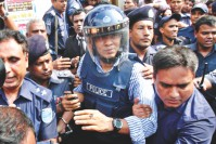 Lt Col Tareque remanded for 6th time