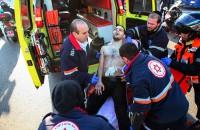 Palestinian stabs 7 in Tel Aviv attack: Officials