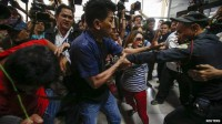 Thailand election disrupted by protests