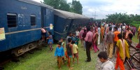 1 killed in Ctg train derailment