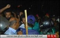 5 hurt in Gonojagoron Mancha factional clash