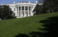 Another White House fence jumper detained